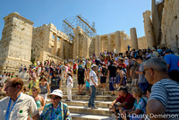 Acropolis Crowd