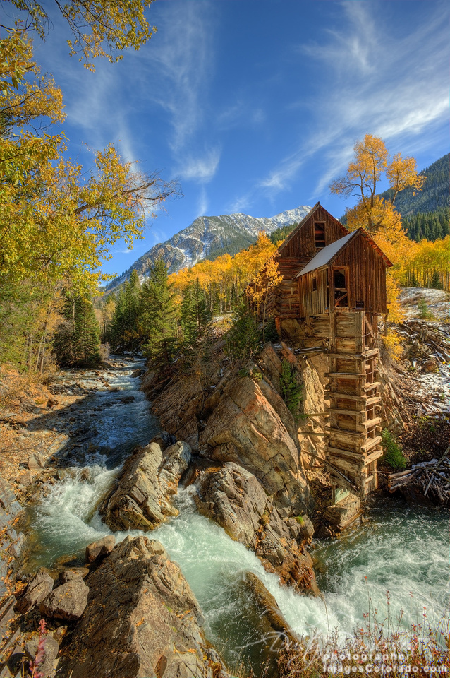 Crystal Mill Colors