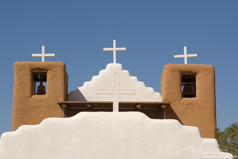 Four Crosses - San Geronimo Church