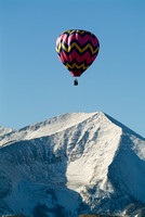 Balloon and Mount Whetstone Vertical