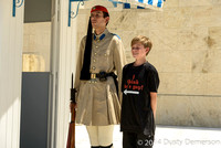 Athens Parliment Guard 1
