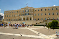 Greek Parliment Building