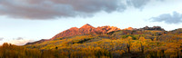 Autumn Sunset - The Ruby Range