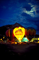 crested butte hot air balloon