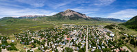 Crested Butte from the Air