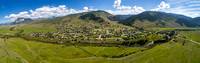 Crested Butte South Panorama