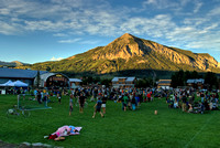 Alpenglow Concert HDR