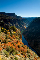 Autumn in the Black Canyon