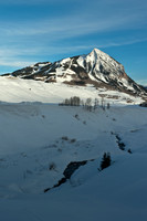 Crested Butte Mountain - Winter