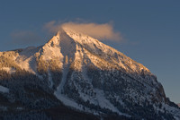 Alpenglow Crested Butte