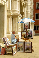 Selling Paintings of Venice