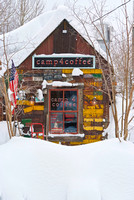 Camp 4 Coffee Shop - Crested Butte Colorado